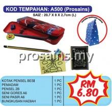 A500 SET HADIAH (Prosains)