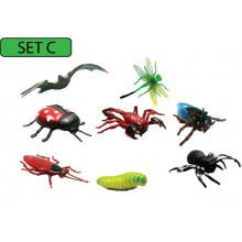 MODEL OF INSECTS (SET C)
