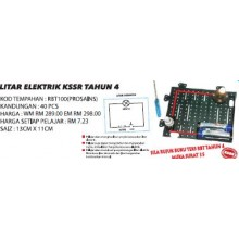 RBT100 (Prosains) LITAR ELEKRIK KSSR TAHUN 4 (40 PCS)
