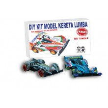 RBT DIY KIT MODEL KERETA LUMBA (40 PCS)
