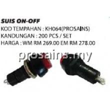 KH064 (Prosains) SUIS ON-OFF (200 PCS)