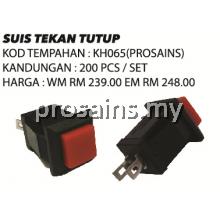 KH065 (Prosains) SUIS TEKAN TUTUP (200 PCS)
