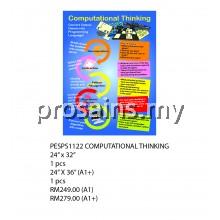 PESPS1122 (Prosains) - COMPUTATIONAL THINKING