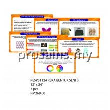 PESPS1124 (Prosains) - REKA BENTUK SENI B