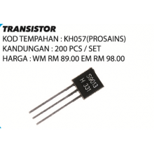 KH057 (Prosains) TRANSISTOR (200 PCS)