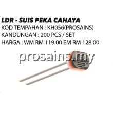 KH056 (Prosains) LDR - SUIS PEKA CAHAYA (200 PCS)