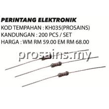 KH035 (Prosains) PERINTANG ELEKTRONIK (200 PCS)
