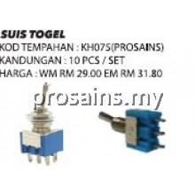 KH075 (Prosains) SUIS TOGEL (10 PCS / SET)