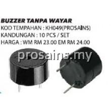 KH049 (Prosains) BUZZER TANPA WAYAR (10 PCS)
