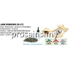 KHSK25 (Prosains) JAM DINDING (40 PCS / SET)