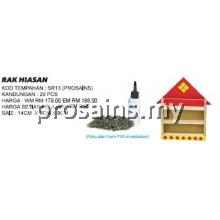 SR13 (Prosains) RAK HIASAN (20 PCS)