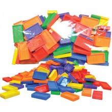 DOMINO MATHEMATICS TILES (+/- 120 pcs)