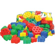 MULTI CONSTRUCTION TUBES (+/- 196 pcs)
