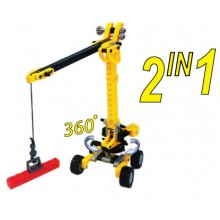 SC022(ProSains) MODEL OF TOWER CRANE (2 IN 1) (4 PCS)