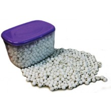 1000 PLASTIC COUNTING BEADS (1000 PCS / PEK)