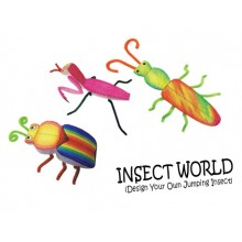 PERT-PRA040(ProSains) PERTANDINGAN INSECT WORLD (100 PCS / SET)