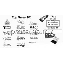 CP118 (Prosains) - COP GURU - BC (14 PCS / SET)