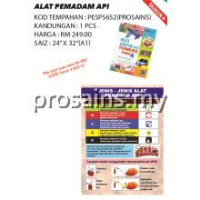 PESPS652(PROSAINS) ALAT PEMADAM API